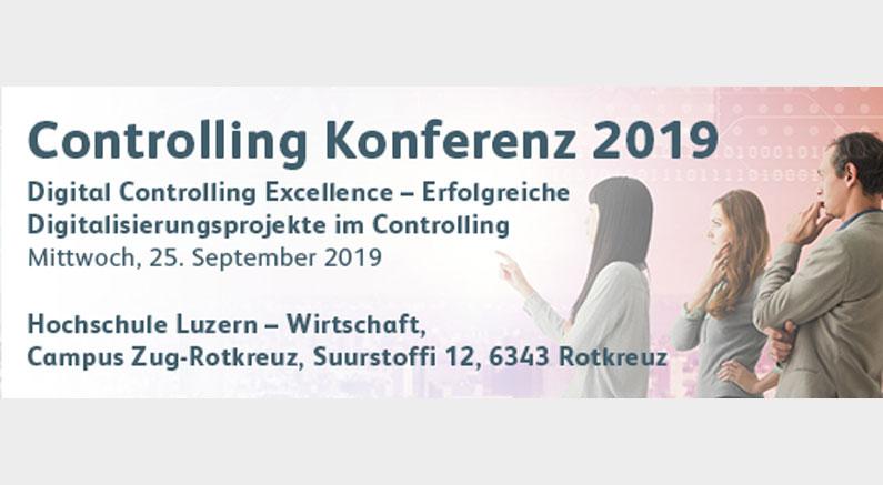 Die IFZ lädt zur Controlling Konferenz 2019 ein
