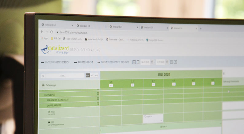 «Datalizard lanciert planyourbusiness Dispatch»